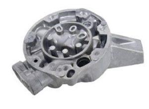 Automotive die casting
