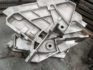 Sand casting china